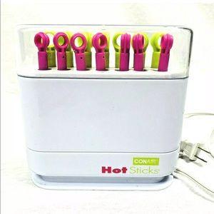 Conair hot sticks hair curlers 14 pc